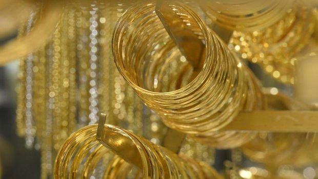 Kapalıçarşı'da altın fiyatları (10.10.2019)