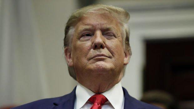 Trump yarın Çin Başbakan Yardımcısı ile görüşeceğini açıkladı