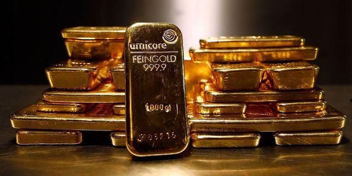 """Altın """"ticaret"""" iyimserliği ile haftalık kayba yöneldi"""