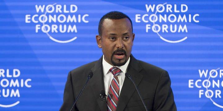 Nobel Barış Ödülü Etiyopya Başbakanı Abiy Ahmet Aliye verildi