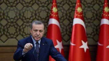 Cumhurbaşkanı Erdoğan İngiltere Başbakanı Johnson ile gör...