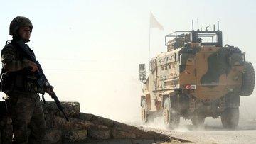 Barış Pınarı Harekatı'nda 5'inci gün