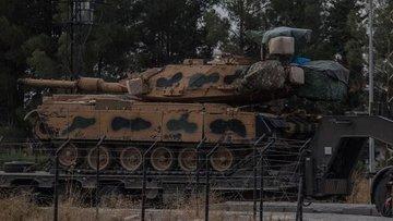 Barış Pınarı Harekatı'nda etkisiz hale getirilen terörist...