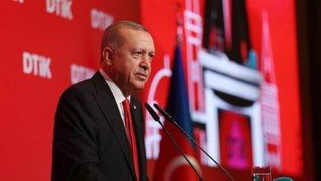 Erdoğan: Başkaları harekete geçmezken Türkiye adım atıyor