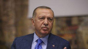 Erdoğan: Bin kilometrekarelik alanı örgütünün işgalinden ...
