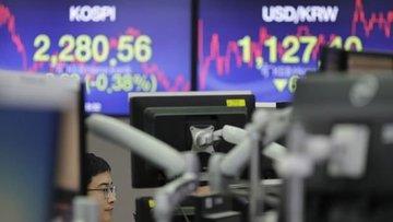 Asya'da para birimleri won öncülüğünde geriledi