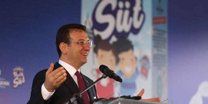İBB 92 bin çocuğa Halk Süt dağıtacak