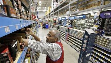 ABD'de perakende satışlar 7 ayda ilk kez düştü