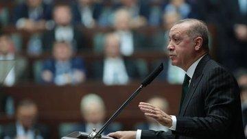 Erdoğan: Yaptırımlar ile tehdit edenlere 'azdan az, çokta...