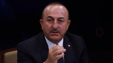 Çavuşoğlu ABD Ulusal Güvenlik Danışmanı OBrien ile görüştü