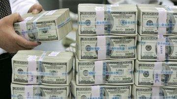 Yurt içi yerleşiklerin döviz mevduatı 461 milyon dolar az...