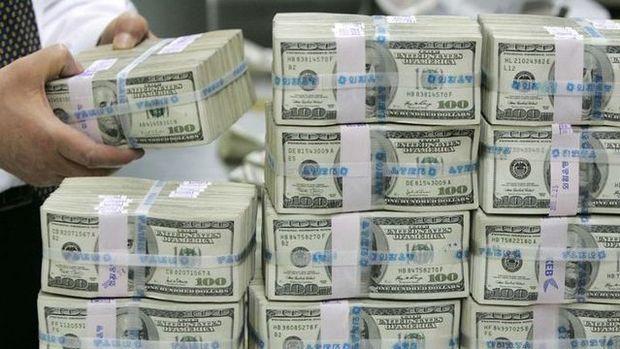 Yurt içi yerleşiklerin döviz mevduatı 461 milyon dolar azaldı