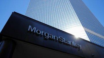 Morgan Stanley hisseleri güçlü kar rakamlarıyla yükseldi
