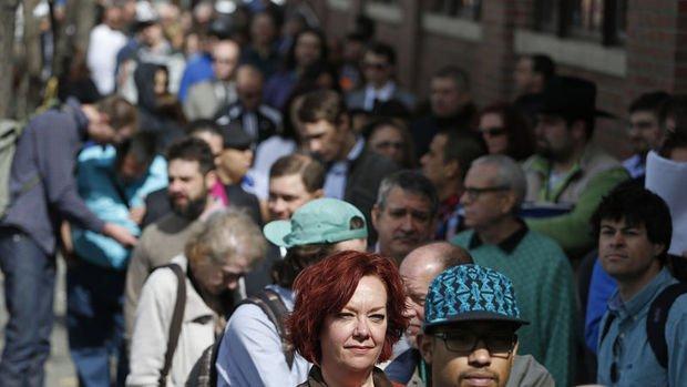 ABD'de işsizlik maaşı başvuruları 214 bine yükseldi