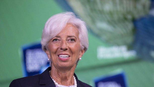 Lagarde ECB Başkanı olarak atandı