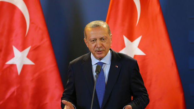 Erdoğan: (ABD ile varılan anlaşma) İrtibat halindeyiz, heyetlerimizin görüşmeleri devam edecek