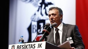 Beşiktaş Başkan Adayı Ahmet Nur Çebi Bloomberg HT'de