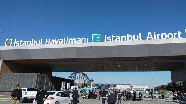 Yolcuların yüzde 22'si İstanbul Havalimanı'ndan taşındı