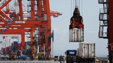 Japonya'nın ihracatı küresel yavaşlama ile düşüşünü sürdürdü