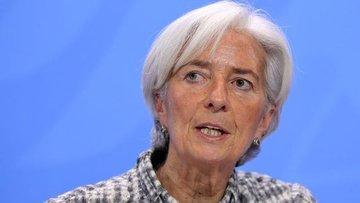 Lagarde: Trump bilinmezliği sonlandırabilir
