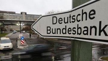Bundesbank: Almanya ekonomisi 3. çeyrekte daralabilir