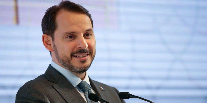 Albayrak: Türkiye ekonomisinin bu sene pozitif büyüme kaydetmesini bekliyoruz