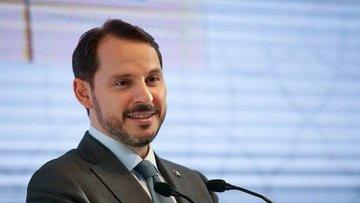 Albayrak: Türkiye ekonomisinin bu sene pozitif büyüme kay...