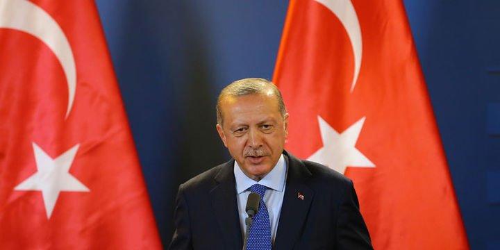Erdoğan: Barış Pınarı'nda kararlaştırılan süre saat 22:00 sona eriyor