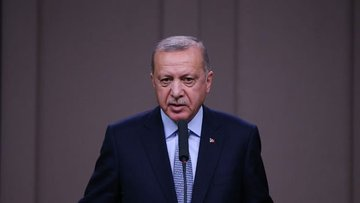 Cumhurbaşkanı Erdoğan Putin ile bir araya geldi