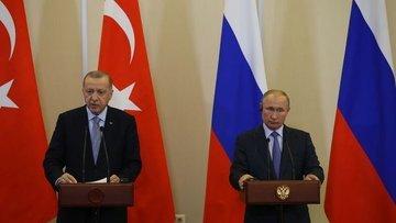Erdoğan: YPG'li teröristler silahlarıyla beraber bölgenin...
