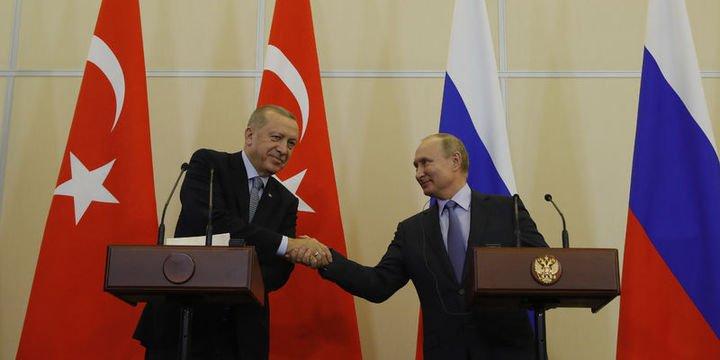 Türkiye ile Rusya arasında mutabakat muhtırası imzalandı