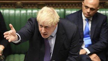 Johnson'ın Brexit anlaşması önergesi Parlamento'da redded...