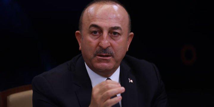 Çavuşoğlu: (Barış Pınarı Harekatı) Suriye