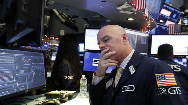 Küresel Piyasalar: Hisse senetleri kar rakamları ile düştü, tahviller yükseldi