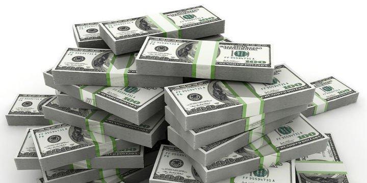 Yurt içi yerleşiklerin döviz mevduatı 1.4 milyar dolar arttı