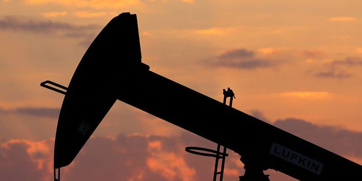 Petrol yavaşlayan küresel büyüme işaretleri ile düştü