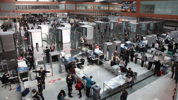 240 milyon yolcu İSG'yi kullandı