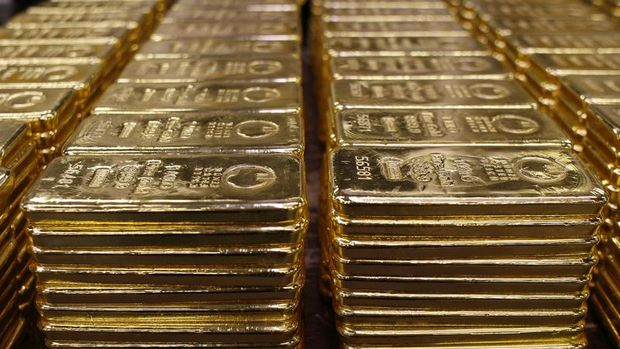 """Altın ticaret gelişmelerine karşın """"Fed"""" öncesinde yatay seyretti"""