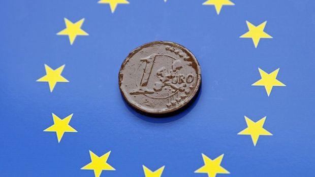 Eylül'de Euro Bölgesi'nde şirket kredileri ivme kaybetti