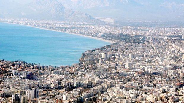 Antalya'da yabancıya konut satışı dokuz ayda 6257 oldu