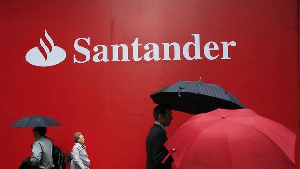 Santander'in net karı 3. çeyrekte beklentileri geride bıraktı