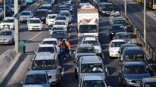 İkinci el araç satışları yılın ilk dokuz ayında yüzde 0,4 arttı