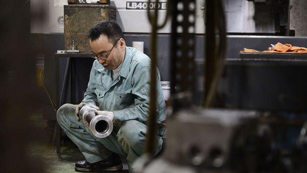 Japonya'nın sanayi üretimi Eylül'de beklenenden fazla yükseldi