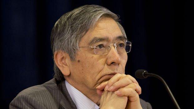 Kuroda: BoJ'un eksi faizleri indirmek için alanı var