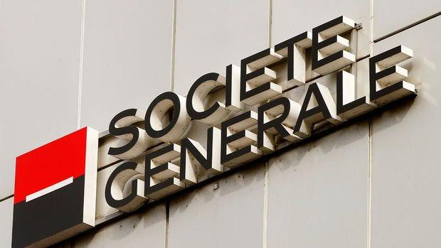 SocGen'in 3. çeyrek geliri tüm beklentilerin altında kaldı