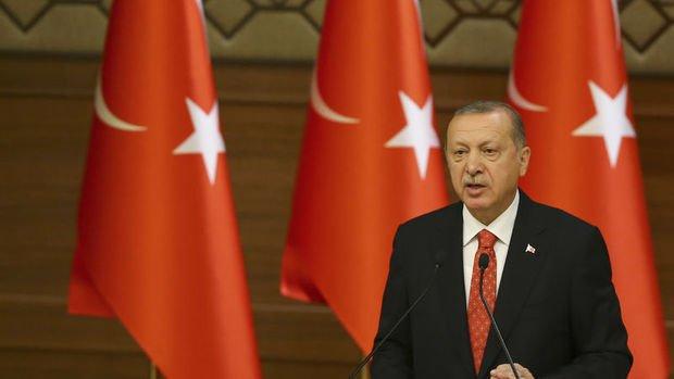 Erdoğan: (ABD ziyareti) Telefon görüşmesini bekledik ve gitme kararı verdik