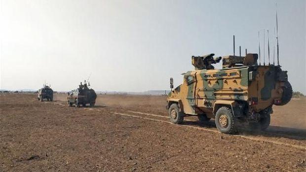 Türk-Rus üçüncü ortak kara devriyesi tamamlandı