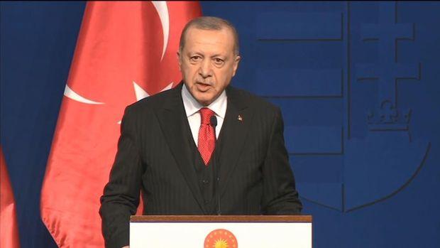 Erdoğan: Trump ile Halkbank konusunda görüşeceğiz