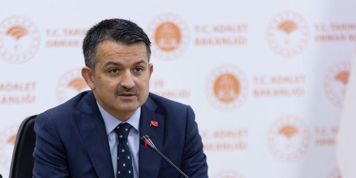 Pakdemirli: 166 milyon TL hibe sağlanacak 133 proje onaylandı