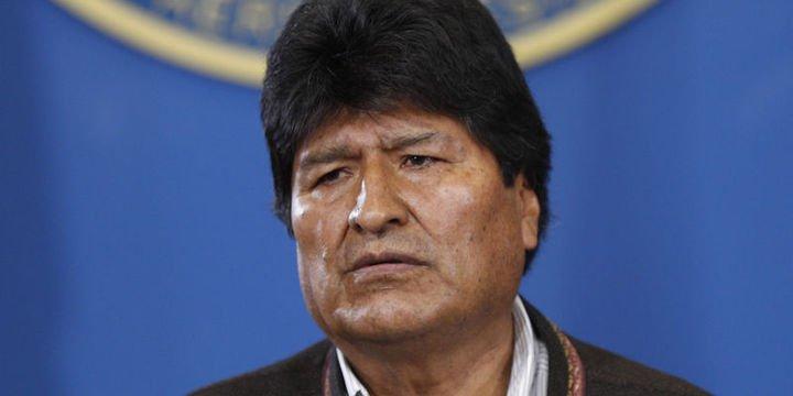 Bolivya Devlet Başkanı Evo Morales istifa etti